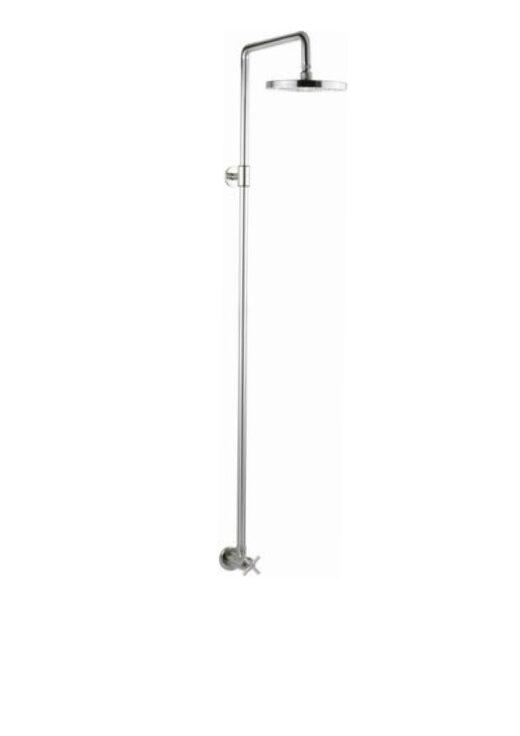 Duschset-VRH-SMOOTH-1-Kaltwasser-ohne-Handbrause-Wanddusche-Kaltwasser-fuer-den-Aussenbereich.-Mit-Kaltwasserventil