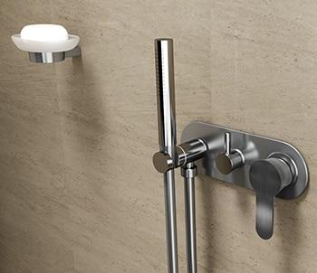 unterputz duschset mit handbrause