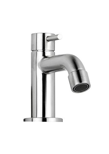 Wasserhahn Pocket, Wasserhähne, stehender Wasserhahn Pocket in Edelstahl für innen und außen, Kaltwasser