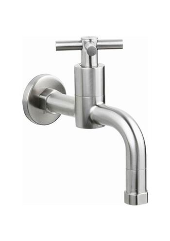 Wasserhähne, Edelstahl-Wasserhahn Smooth, Design