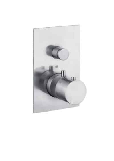 2-Wege-Unterputz-Thermostat-Armatur DL SMART Warmwasser